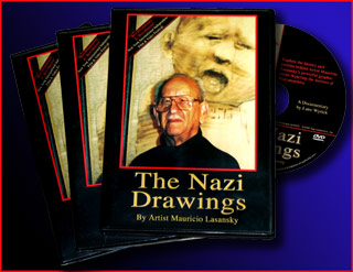 Nazi Drawings DVD